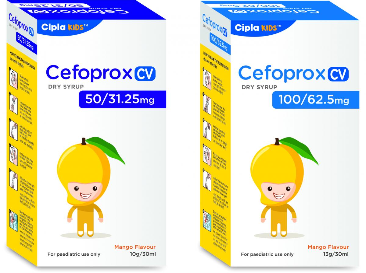 cefoprox cv tablets    suspension